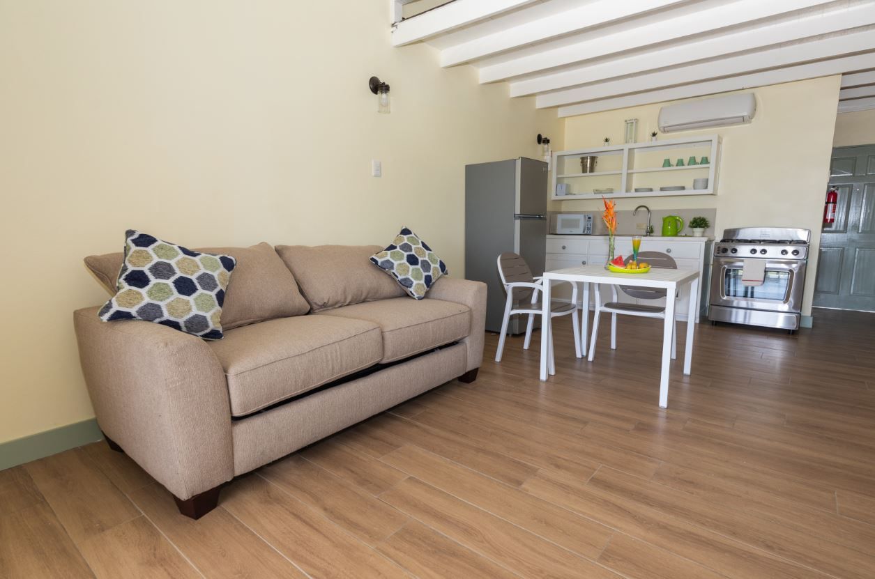 Loft room couch